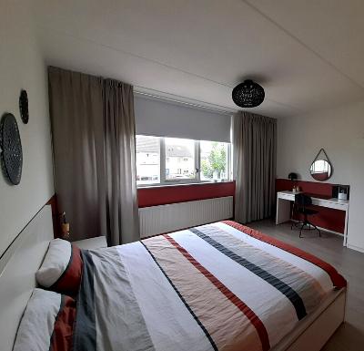 interieurontwerp slaapkamer zegveld